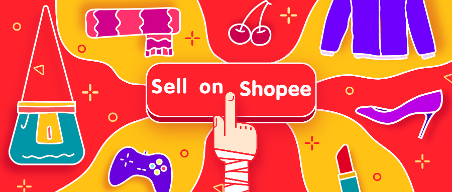 how to be a seller in shopee